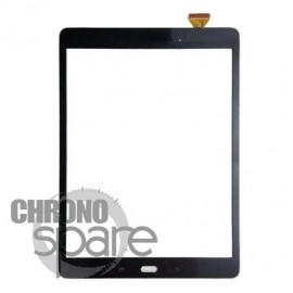 Vitre tactile Noire Samsung Galaxy Tab A T550/T551/T555