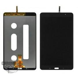Ecran LCD + Vitre Tactile Noire Samsung Galaxy Pro 8.4 T320