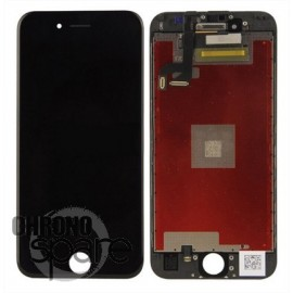 Ecran LCD + Vitre tactile noire iPhone 6S Plus