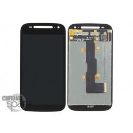 Vitre tactile noire + LCD Motorola MOTO E2 E 2 2015 XT1505 XT1524 XT1527 XT1511