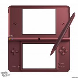 Plasturgie complete Nintendo Dsi XL Lit de Vin