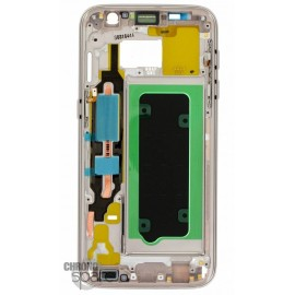 Chassis intermédiaire Or Samsung Galaxy S7 G930F