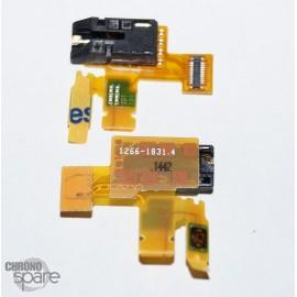 Nappe bouton power / jack audio Sony Xperia Tablet Z SGP311