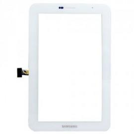 Vitre tactile Galaxy Tab 2 P3110 blanc