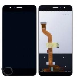Ecran LCD & Vitre tactile noire Honor 8