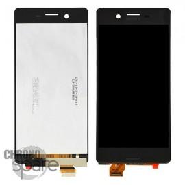 Ecran LCD & Vitre Tactile Noire Sony Xperia X Performance