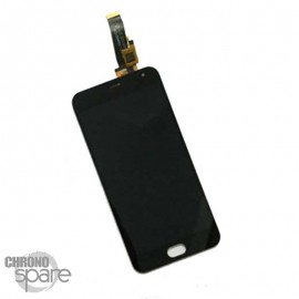 Ecran LCD + Vitre tactile noire Meizu M2 Mini