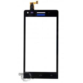 Vitre Tactile noire Huawei Ascend G6