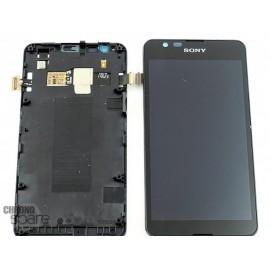 Ecran LCD et Vitre Tactile Sony Xperia E4G E2003 (officiel) 78P8610001N
