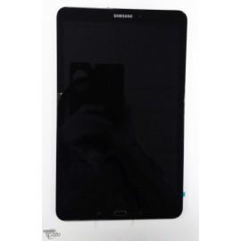Ecran LCD et Vitre Tactile noire Samsung Galaxy Tab A 10.1 2016 (officiel) GH97-19022A