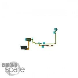 Nappe Jack / mute / Volume Ipod Nano 7 Noir