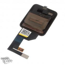 Ecran LCD + vitre tactile 42mm Apple Watch Sapphire (adhésif fourni)