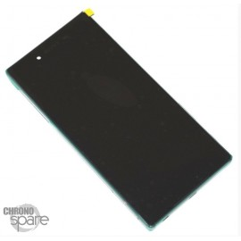 Ecran LCD + Vitre Tacile + Chassis Or Sony Xperia Z5 Premium Dual E6883 (officiel) 1299-0684