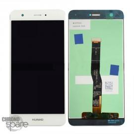 Bloc LCD + Vitre tactile Huawei Nova Blanc