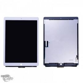 Ecran LCD + vitre tactile Blanc iPad Pro 12.9 pouces A1652