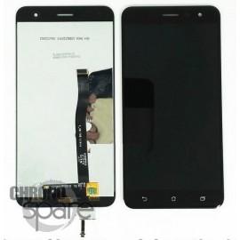 Ecran LCD + Vitre tactile Noire Asus Zenfone 3 (ZE552KL)