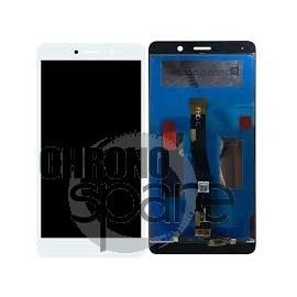 Ecran LCD & Vitre Tactile blanche Honor 6X
