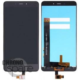 LCD + vitre tactile noire Xiaomi Redmi Note 4
