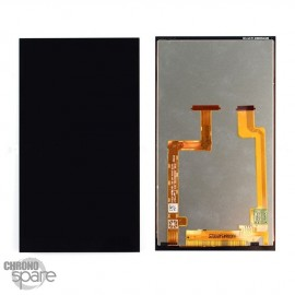 Vitre tactile + écran LCD HTC Desire eye M910X - Noir