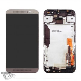 Ecran LCD et Vitre tactile OR HTC One M9