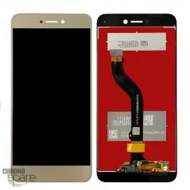 Ecran LCD + Vitre Tactile Gold Huawei P8 Lite 2017
