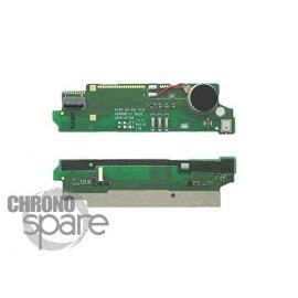 Carte microphone + Vibreur Sony Xperia M2 (D2303)