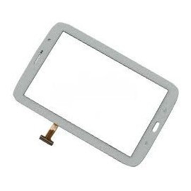 Vitre tactile Galaxy Tab 1 P7510 blanche