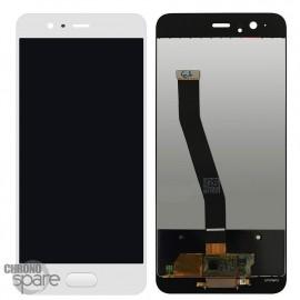Ecran LCD + Vitre Tactile Huawei P10 Blanc
