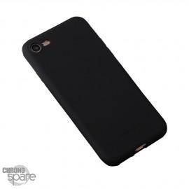 Coque souple Soft touch - Iphone 7/8 plus - Noir