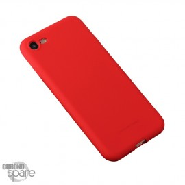 Coque souple Soft touch - Samsung A3 2017 - Rouge
