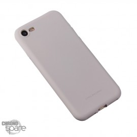 Coque souple Soft touch - Huawei P8/9 Lite 2017 - Gris clair