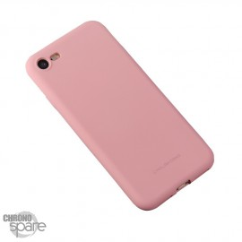 Coque souple Soft touch - Huawei P10 Lite - Rose