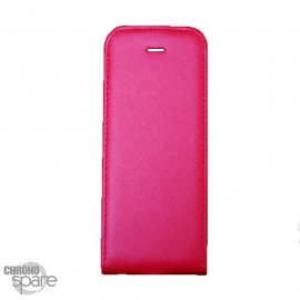 Etui simil-cuir Rouge PU à rabat vertical iPhone 6/6S