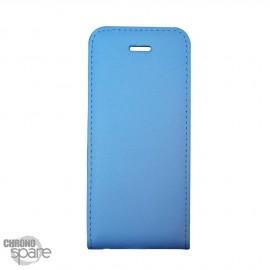 Etui simili-cuir Vert PU à rabat vertical iPhone 6/6S Plus