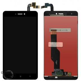 Ecran LCD + vitre tactile Xiaomi Redmi Note 4X Noir