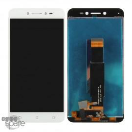 Ecran LCD+Vitre tactile Asus ZenFone Live ZB501KL Blanc