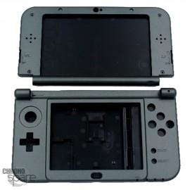 Châssis complet New 3DS XL sans boutons - Noir