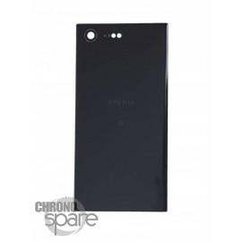 Vitre arrière Sony Xperia X Compact - Noir