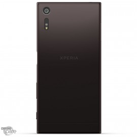 Vitre arrière Sony Xperia XZ - Noir