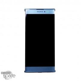 Ecran LCD et Vitre Tactile bleu Sony Xperia XA2 H3113/ XA2 Dual H4113 (officiel)