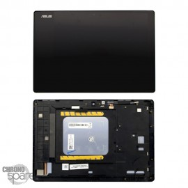 Ecran LCD et Vitre Tactile Noir/Argent Asus Zenpad 10 Z301M (Officiel)