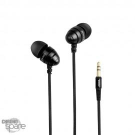 Ecouteurs Intra-auriculaires AWEI Q2 - Noir
