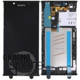 Bloc complet écran LCD Sony Xperia L1 Noir (G3311,G3312, G3313)