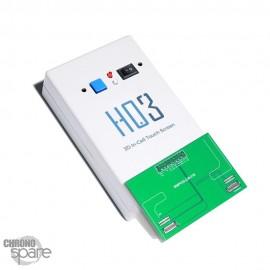 Boitier de synchronisation LCD iPhone 8 et 8 Plus