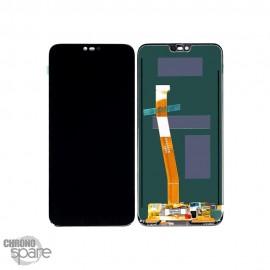 Ecran LCD + Vitre Tactile Honor 10 Noir