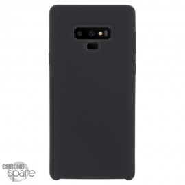 Coque souple Soft touch - Samsung Galaxy Note 9 - Noir