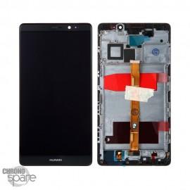 Ecran LCD + Vitre Tactile noire Huawei Ascend Mate 8 (officiel)