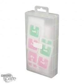 Boîte de 10 vitres de protection en verre trempé iPhone X