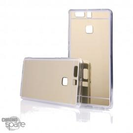 Coque miroir souple - Huawei P10 - Or