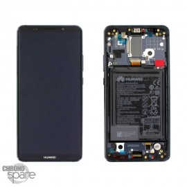 Ecran LCD + Vitre Tactile Huawei Ascend Mate 10 Pro Gris (officiel)